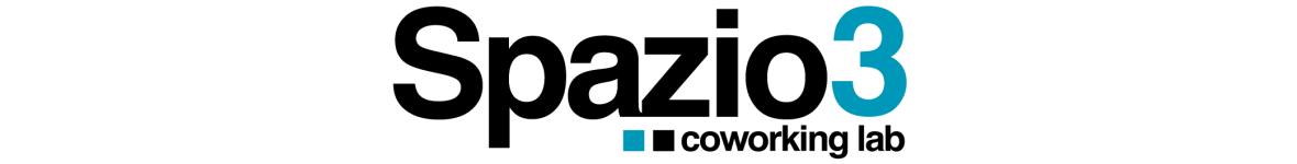 Logo Spazio3 Coworking Milano